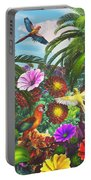 Parrot Jungle Portable Battery Charger
