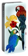 Parrots Portable Battery Charger