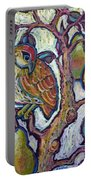 Partridge In A Pear Tree 1 Portable Battery Charger
