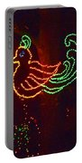 Partridge In A Pear Tree Original Portable Battery Charger