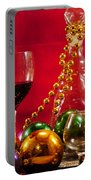 Party Time Portable Battery Charger by Anthony Walker Sr