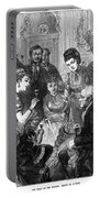 Party Toast, 1872 Portable Battery Charger