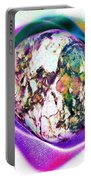 Party Train Flamboyant Portable Battery Charger
