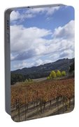 Paso Robles Autumn Portable Battery Charger