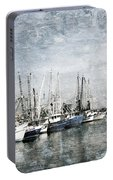Pass Christian Harbor Portable Battery Charger