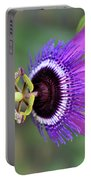 Passiflora Lavender Lady Portable Battery Charger