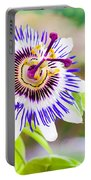 Passiflora Or Passion Flower Portable Battery Charger