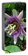 Passion Flower 5 Portable Battery Charger