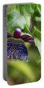 Passion Flower - Ruby Glow Portable Battery Charger
