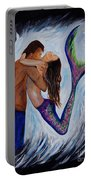Passionate Mermaid Portable Battery Charger
