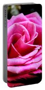 Passionate Rose Portable Battery Charger