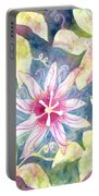 Passionflower Portable Battery Charger
