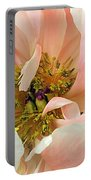 Pastel Floral Portable Battery Charger
