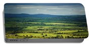 Pastoral Fields, Near Clonea, County Portable Battery Charger