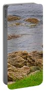 Patch Reefs At Point Amour In Labrador Portable Battery Charger
