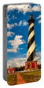 Path To Cape Hatteras Light Portable Battery Charger