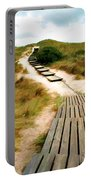 Path To The Sea Portable Battery Charger
