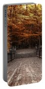 Path To The Wild Wood Portable Battery Charger by Scott Norris