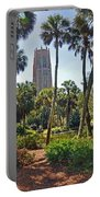Pathway To The Tower Portable Battery Charger