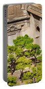 Patio De Los Naranjos Of Seville Cathedral Portable Battery Charger