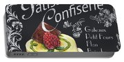 Patisserie And Confiserie Portable Battery Charger