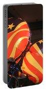 Patriotic Balloons Veteran's Day Casa Grande Arizona 2004 Portable Battery Charger