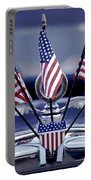 Patriotic Car Portable Battery Charger