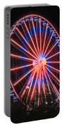 Patriotic Ferris Wheel Portable Battery Charger