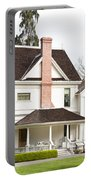 Patterson House Ardenwood Historic Farm Portable Battery Charger
