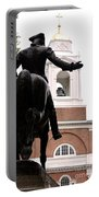 Paul Revere's Ride Portable Battery Charger