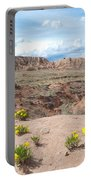 Pawnee Buttes Colorado Portable Battery Charger