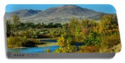 Payette River And Squaw Butte Portable Battery Charger