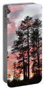 Payson Pines Sunset Portable Battery Charger