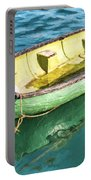 Pea-green Boat - Impressions Portable Battery Charger