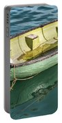 Pea-green Boat Portable Battery Charger