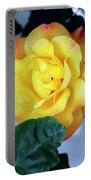 Peace Rose Palm Springs Portable Battery Charger
