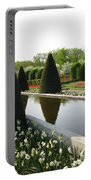 Peace Upon You. Keukenhof In Spring Portable Battery Charger