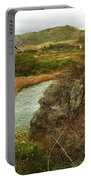 Peaceful Estuary In Carmel Portable Battery Charger
