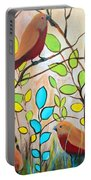 Peaceful Gathering  Portable Battery Charger