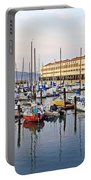 Peaceful Marina Portable Battery Charger
