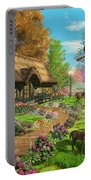 Peaceful Retreat Portable Battery Charger