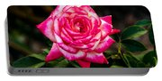 Peaceful Rose Portable Battery Charger