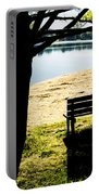 Peaceful Shadows Portable Battery Charger