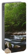 Peaceful Stream Portable Battery Charger