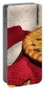 Peach Pie Portable Battery Charger