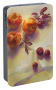 Peaches And Plums Portable Battery Charger