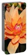 Peachy Petals Portable Battery Charger
