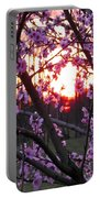 Peachy Sunset 2 Portable Battery Charger