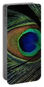 Peacock Eye Portable Battery Charger