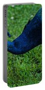 Peacock Portrait 4 Portable Battery Charger